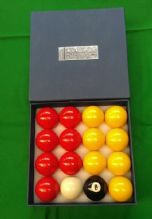 "SUPERIOR 2""(51mm) ROSETTA PARTNERS COMPETITION POOL TABLE BALLS 1 7/8 (47.5mm) Cue ball"